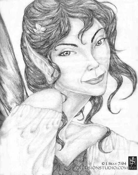 Renaissance Fairy