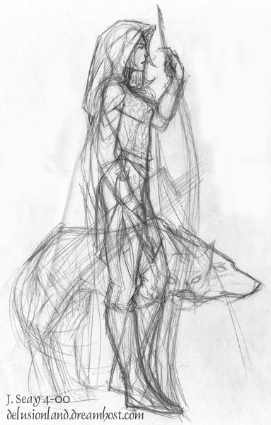 archer sketch