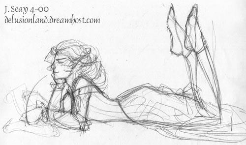Prose sketch