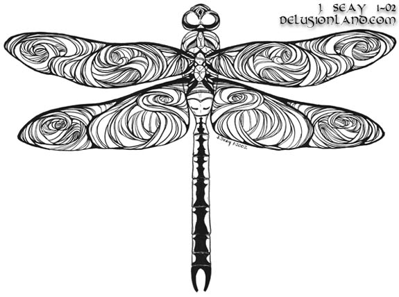 Joy's Dragonfly