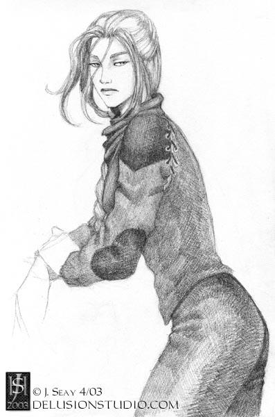 Dark Mysteries: Adria (unfinished)