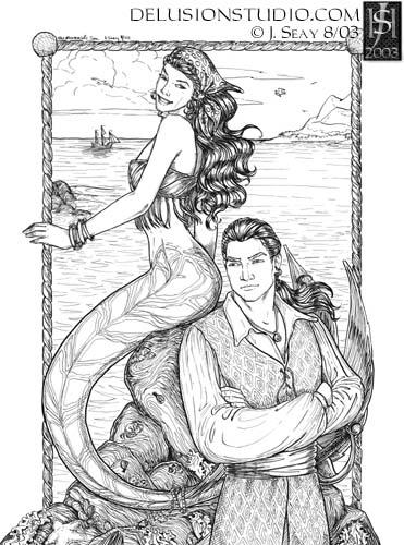 The Mermaid's Son